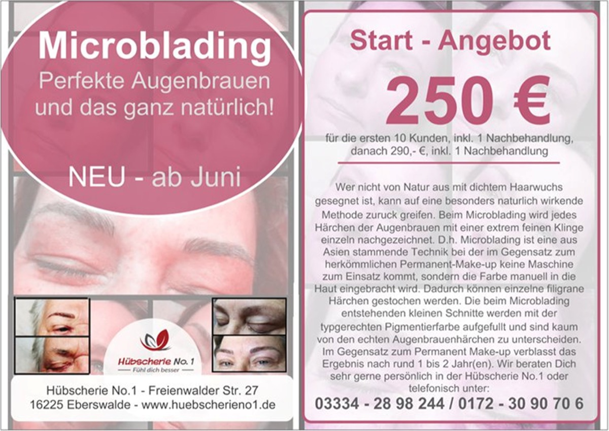Microblading finish groß